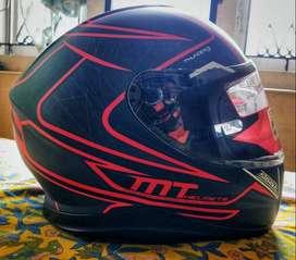 Helmet MT Thunder 3 SV - 5 Months Old