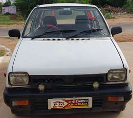 Maruti Suzuki 800 AC BSII, 1990, Petrol