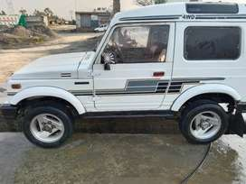 pOTOHAR jEEP 1996 with return file