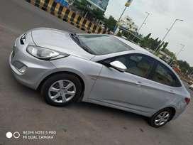 Hyundai Verna Fluidic 1.6 CRDi, 2012, Diesel