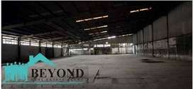 Disewakan Gudang Untuk Pabrik, Nego Daerah Soekarno Hatta