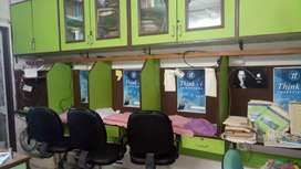 700 Fully Furnished AC Office call 99x35x40x88x88