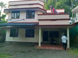 2 bhk 1100 sqft ground floor house at aluva near paravur kavala