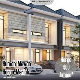 Rumah Mewah di Semarang View Pegunungan Promo Potongan 50 Juta