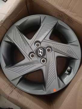 "16"" verna genuine alloy wheels"