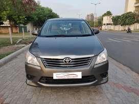 Toyota Innova 2.5 GX 7 STR, 2013, Diesel