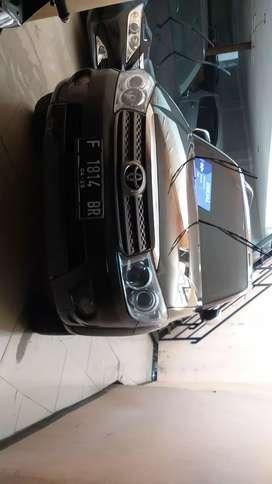Toyota fortuner G,AT diesel 2009.Bagus jaya motor