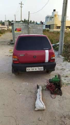 Good condition maruthi Suzuki 800