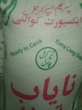 New Super Karnal Narowal Best Quality Rice Are Available In 50 Kg Bag