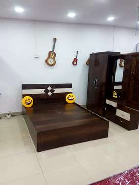 full bedroom set in direct factory price.