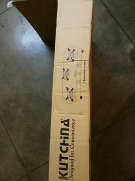 New seal pack Kutchina  gas stove 3 burner