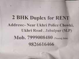 2BHK duplex for Rent