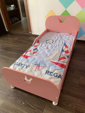 Princess bed for girls below 3 years