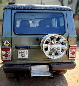 Mahindra Bolero 2001 Diesel Good Condition