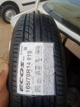Car tyre available
