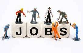 Genuine jobs available for all kind of candidates