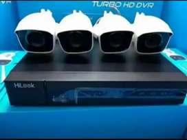 Harga Grosir Paket CCTV 2MP hemat sekali !!
