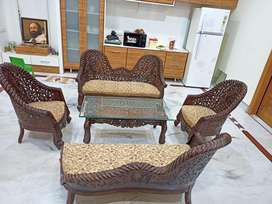7 seater Carving sofa