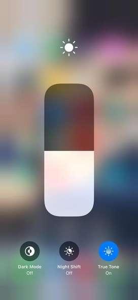 Iphone x sealed with truetone