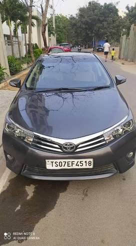 Toyota Corolla Altis 1.8 VL CVT, 2014, Petrol