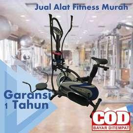 Sepeda Statis Total Fitness Orbitrack Plat MURAH