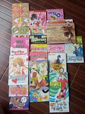 Serial cantik lepas (manga)