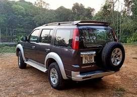 Ford Endeavour 2007-2009 XLT TDCi 4X2 LTD, 2008, Diesel