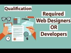 WEB DESIGNER REQUIRED. Expert in Magento, Shopify and WordPress