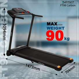 Treadmill for workout