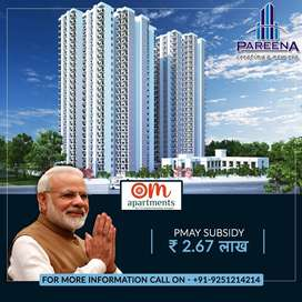 2BHK Flats in Sector 112, Gurgaon | Dwarka Expressway | OM Apartments