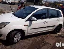 Figo car full condition