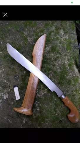 pisau tempahan asli ogan ilir