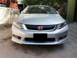 Body kits in Fiber material for  Honda  civic 2014 to 2016
