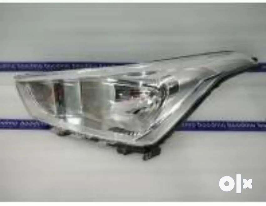 Creta 2018 Headlight 0