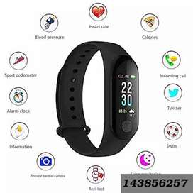 M3 Fitness Bandsmart Phones Compatiable Fitness Band
