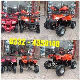 Tubeless Tyres High Quality  ATV Quad 4 Wheels Bike Deliver In Pak