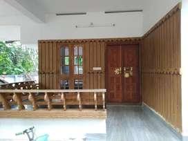 2 storey 4Bedroom hall kitchen anchalummodu