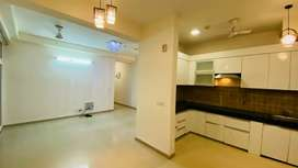 3 bhk semi furnished flat available for sale