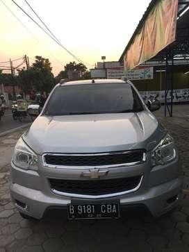 Chevrolet colorado ltz 2012 milik pribadi
