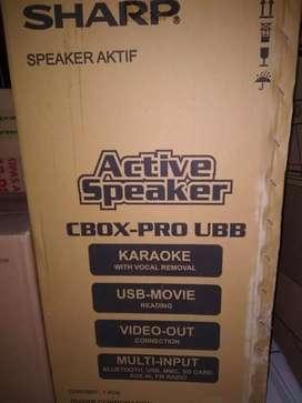 Speaker aktiv cbox pro 10ubb