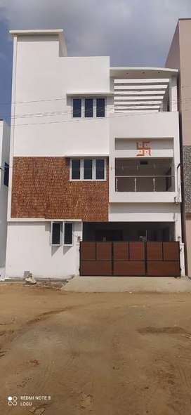 Individual Duplex Type Four Bedroom House