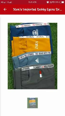 Branded imported dobby lycra nt pant