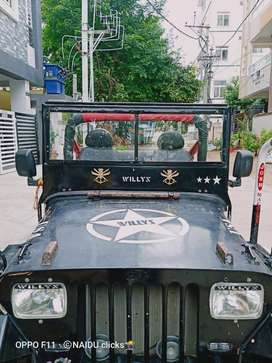 Jeep very good condtion and owner adhar and dupelect rc and rc not val