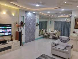 furnished  3 bhk for sale in airoli with servent quarter