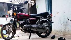 YAMAHA RX135 1998 MODEL