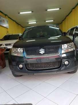 Suzuki Grand Vitara 2008 manual mulus super istimewa