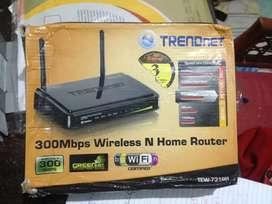 Router TrendNet TEW-731BR