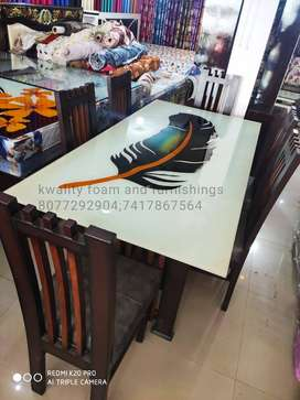 Designer dining tables available with multiple designs