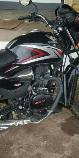 My bike sale black colour 2017 model