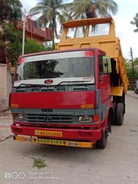 Tata 407 Lpk Tipper model 2010 power steering